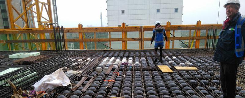 Accompagnement pendant travaux bâtiment